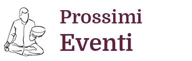 Scopri i nostri prossimi appuntamenti con campane tibetane presso fiere, mostre ed eventi.